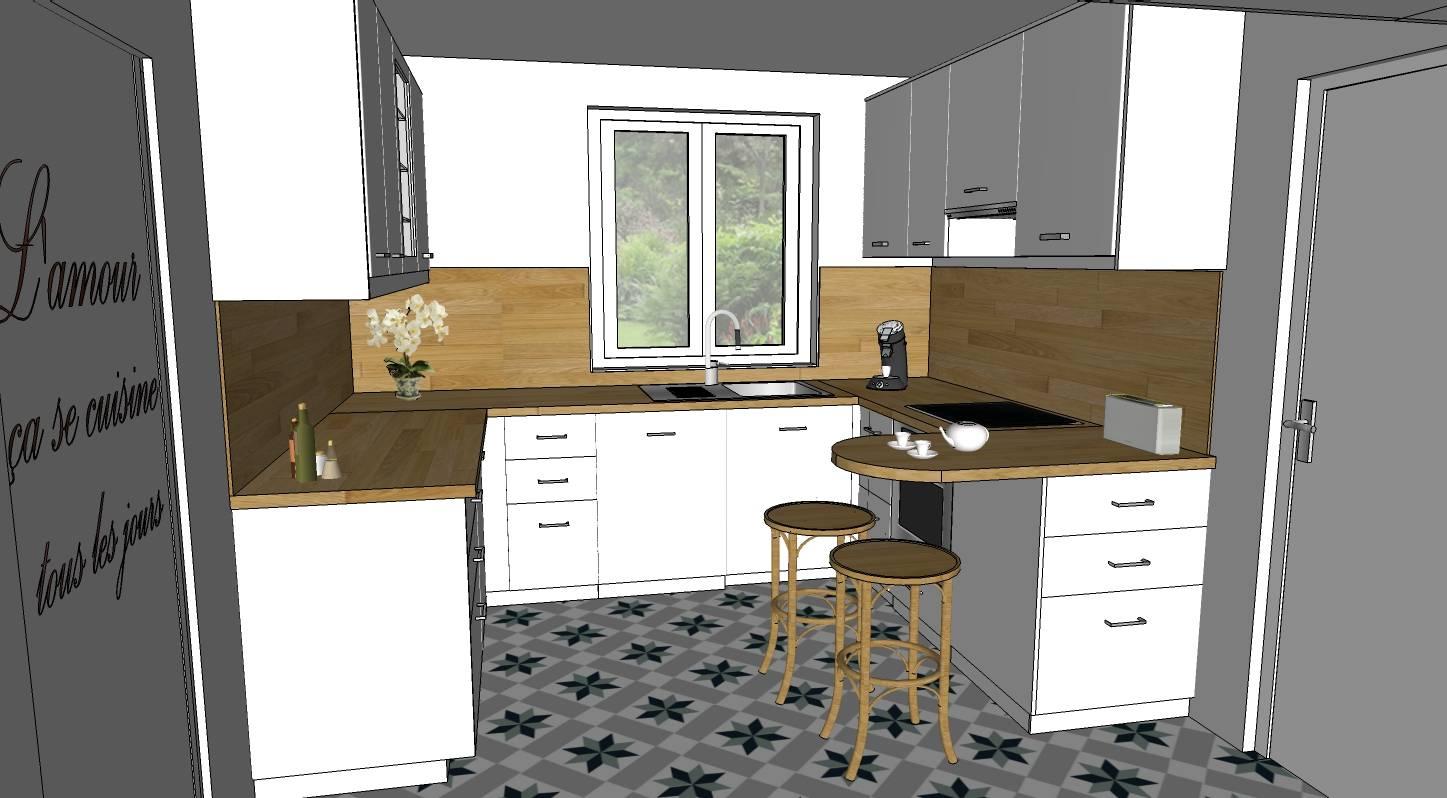 Projet cuisine dossier exemple cap 3 deco for Projet cuisine